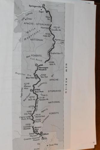 SCCC 3 day Trip to Springerville & Devil's Hwy